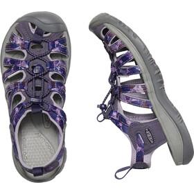 Keen Whisper Sandały Kobiety, purple tropical